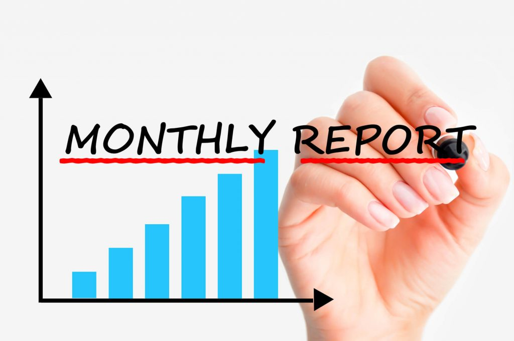 Monthly SEO Reporting