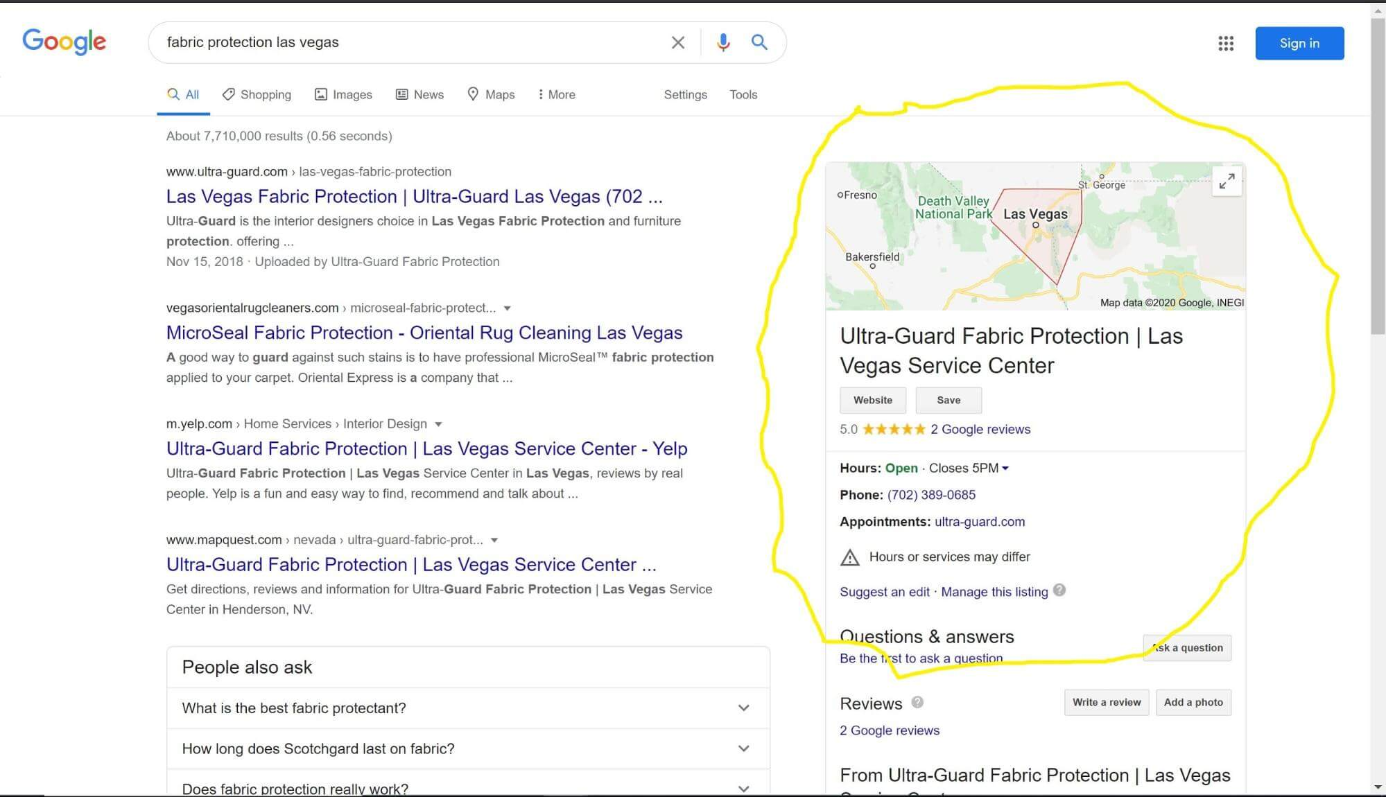 Local Maps SEO Expert