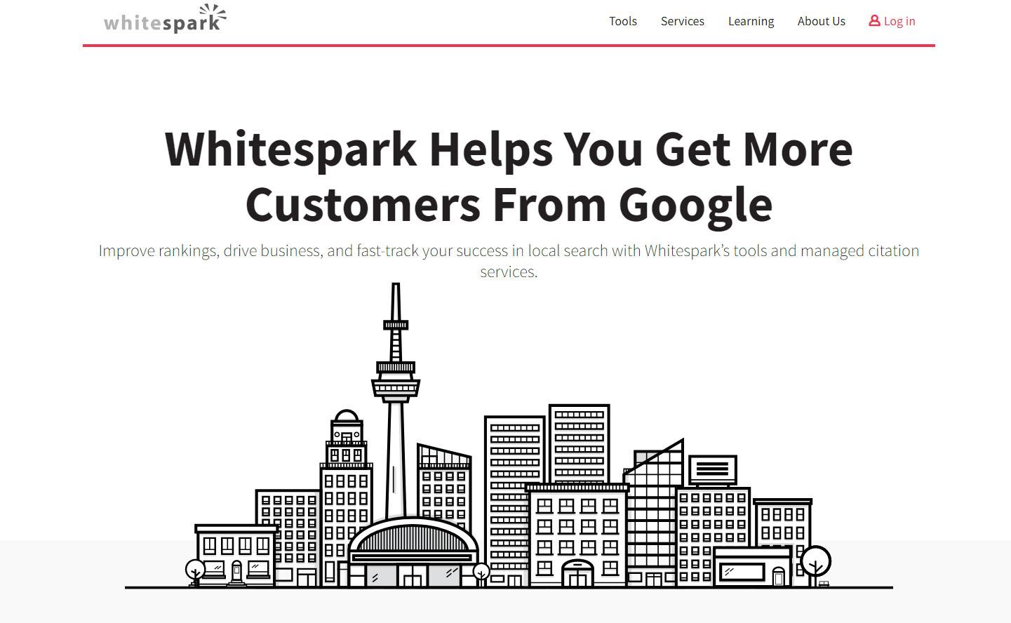 Whitespark Local Citation Finder